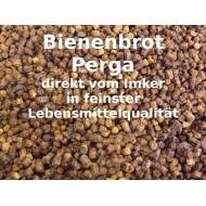 Bienenbrot Perga aus unbebrüteten Waben, vom Imker Lebensmittelquälität