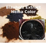 Blauholz Extrakt / HEMA-Color natürlicher Pflanzenfarbstoff Mäc Spice