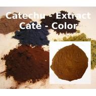 Catechu Extrakt / Cate-Color Braun natürlicher Pflanzenfarbstoff Mäc Spice