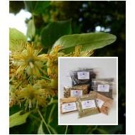 Lindenblüten silber getrocknet  Tee - Nahrung Beste Qualität