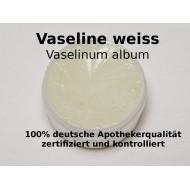 "Vaseline weiss Pharmaqualität nach DAB Tattoo-Piercing ""Mäc Spice"""
