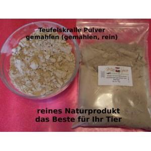 Teufelskralle Pulver gemahlen Harpagophytum procumbens ph. Eur. Qualität von MäcSpice