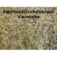 Stiefmütterchenkraut geschnitten Viola tricolor L. Mäc Spice