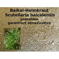 Baikal - Helmkraut (Skullcap) gemahlen Scutellaria baicalensis Aphrodisiakum