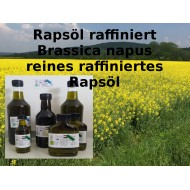 Rapsöl spritzmittelfrei raffiniert Brassica napus Mäc Spice Öle