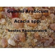 Gummi Arabicum Tränen Acacia senegal / seyal Naturprodukt von Mäc Spice