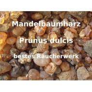 """Mandelbaumharz """" Harz """" Prunus dulcis bestes Räucherwerk von Mäc Spice"""