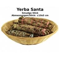 """Yerba Santa Smudge Stick """"heilige Pflanze"""" 1 Stück Reinigungsräucherung Top"""