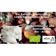 Bio Babassuöl / Wachs Butter raffiniert KbA Babassu reine Öle Bio