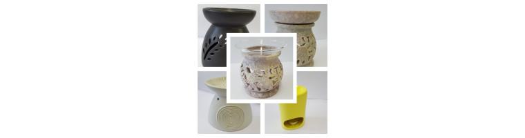 Duft-   und  Teelichtlampen